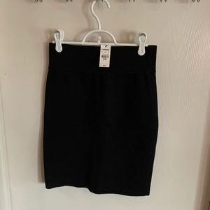 Express Black Skirt Size M
